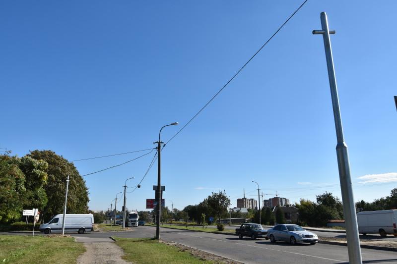 У Луцьку нарешті з'явиться світлофор на проблемному перехресті. ФОТО
