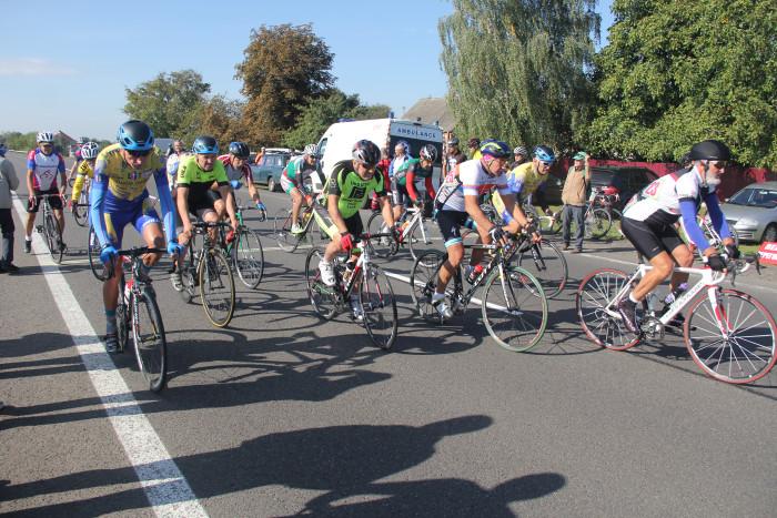 У Луцьку відбулася Міжнародна велогонка на шосе. ФОТО