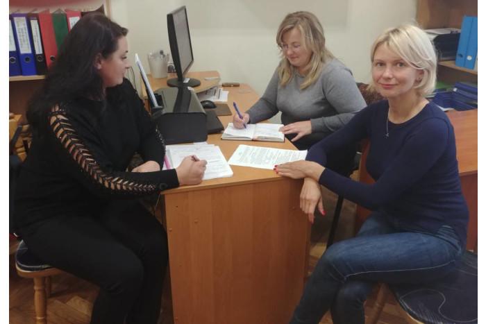 Луцький міський центр зайнятості налагоджує співпрацю із закладами освіти