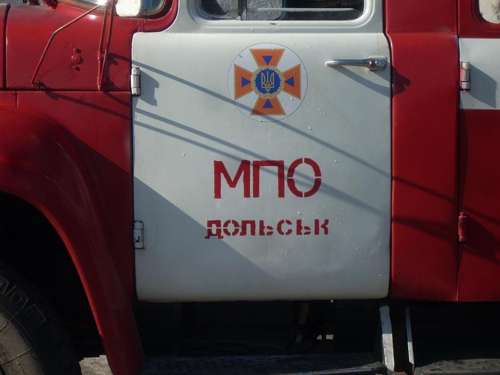 У селі на Волині з'явився пожежний автомобіль. ФОТО