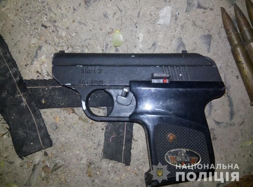 На Волині вилучили з незаконного обігу понад дві тисячі одиниць зброї та боєприпасів. ФОТО