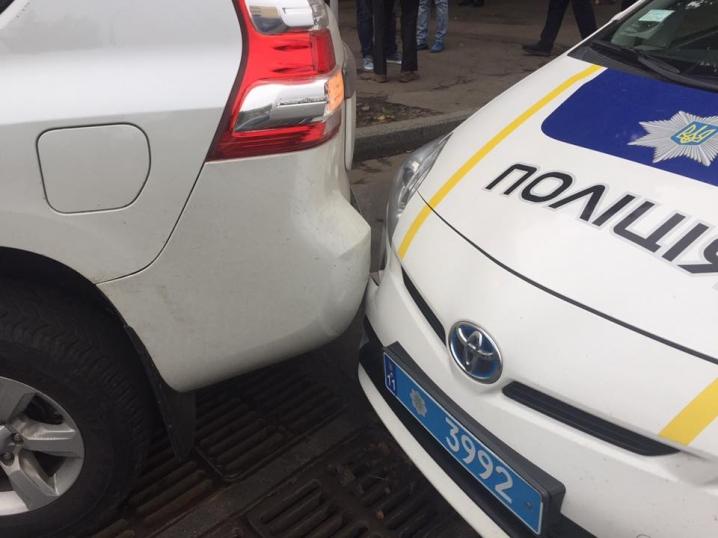 Волинському патрульному, який вчинив ДТП, повідомили про підозру