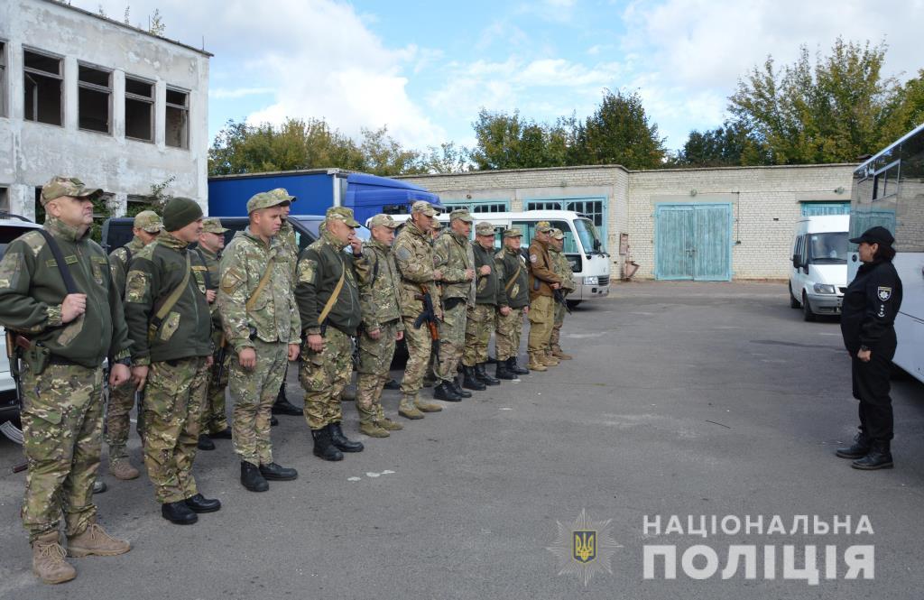 Волинські спецпризначенці вирушили в чергову ротацію в зону проведення ООС. ФОТО