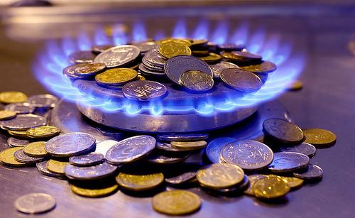 На Волині майже 80 % споживачів мають борги за газ