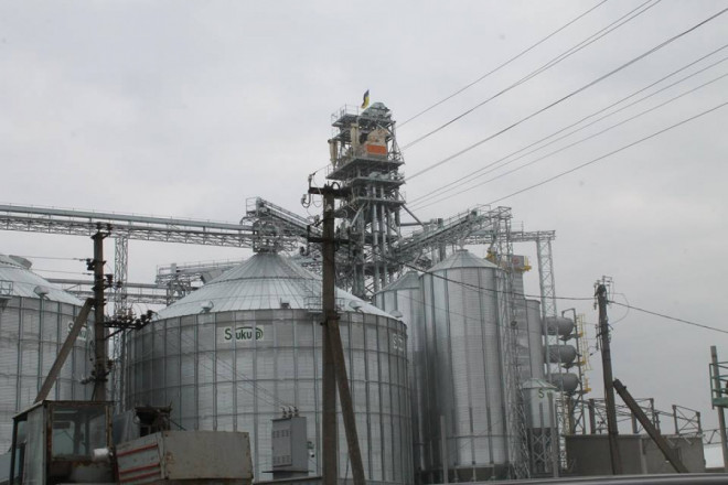 Зерновий елеватор, аналогів якому немає на Волині, відкриють вже цього року