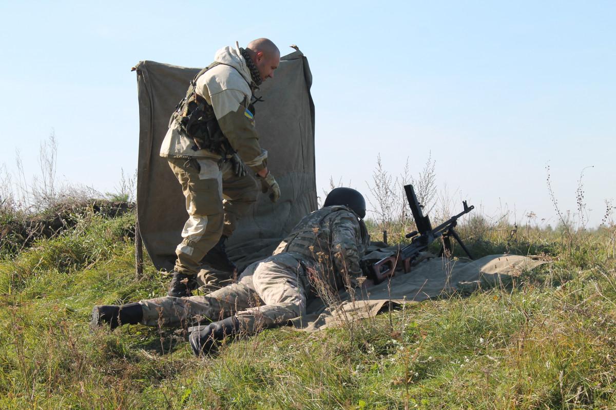 На Волині відзначили День бійця територіальної оборони. ФОТО