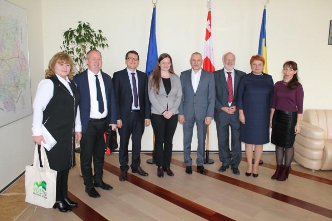 Волинь співпрацює з німцями у сфері професійно-технічної освіти
