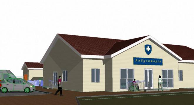 На Волині побудують дев'ять нових амбулаторій у сільській місцевості