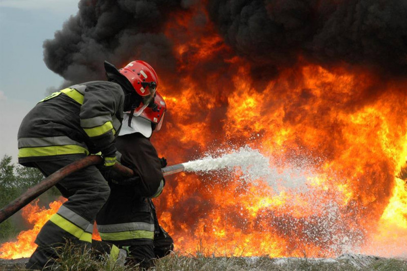 За тиждень на Волині трапилось 27 пожеж
