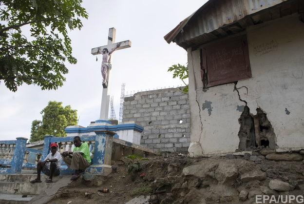 Землетрус на Гаїті: загинули 17 осіб, зруйновані тисячі будинків
