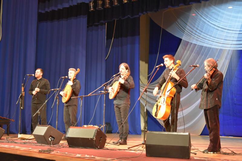 У Луцьку відбувся концерт унікального українського гурту. ФОТО