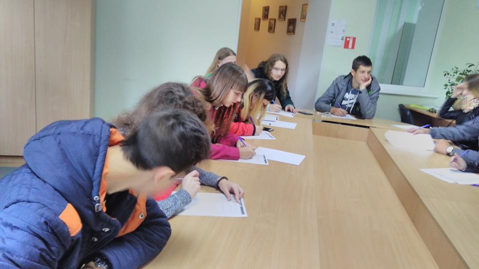Луцьких студентів вчили складати резюме. ФОТО