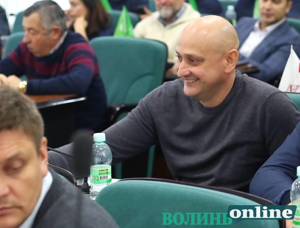 Депутату Луцькради поновили оренду землі на 25 років