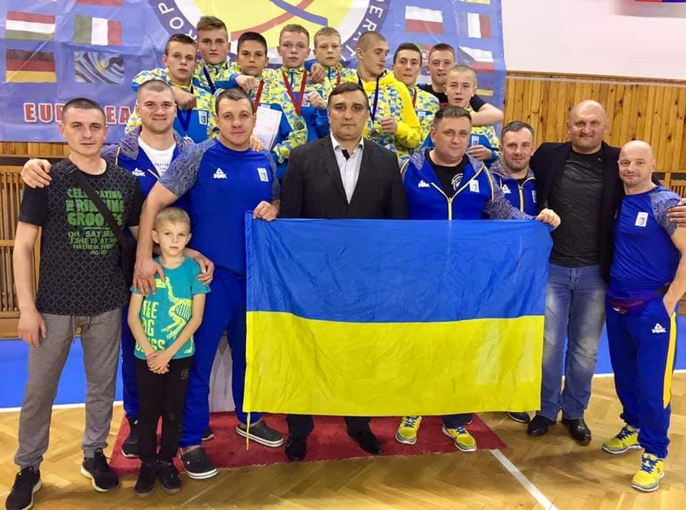 Вихованці луцького клубу привезли медалі з чемпіонатів Європи, наступна мета – чемпіонат світу