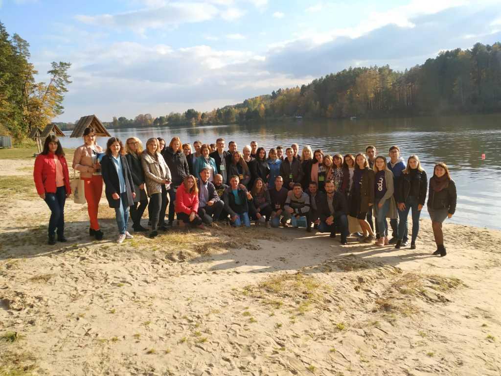 На Волині відбулась Всеукраїнська зустріч молодіжних центрів. ФОТО