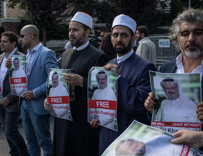 У Туреччині в консульстві Саудівської Аравії зник журналіст, його могли вбити