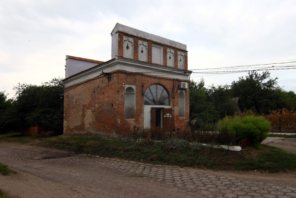 Державі повернули Луцьку браму міських укріплень