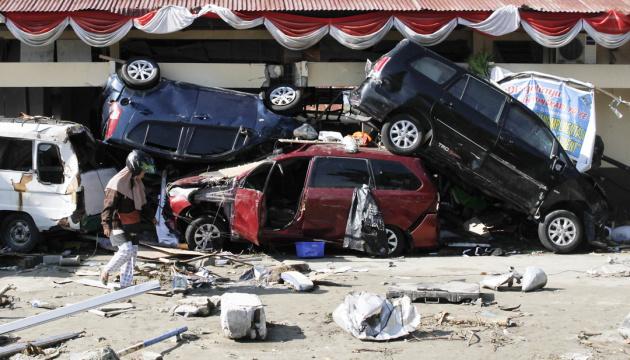 Землетрус і цунамі в Індонезії: жертв уже понад 1400