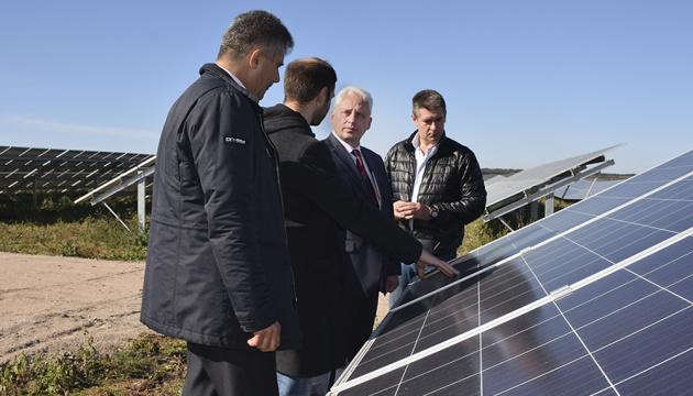 На Кіровоградщині з'являться дві потужні сонячні електростанції