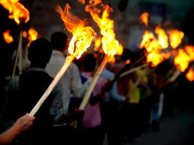Смолоскипна хода, повстанська ватра та квест: лучан запрошують на заходи до Дня захисника України