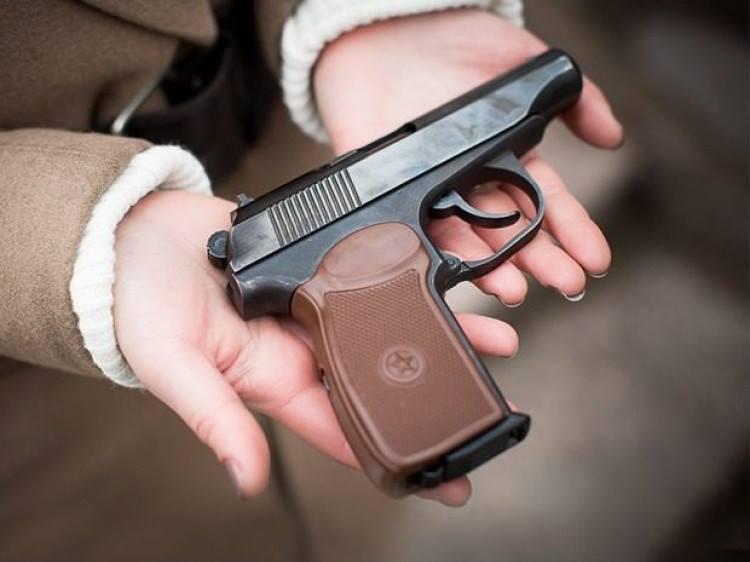 За добу волиняни добровільно здали до поліції п'ять одиниць зброї