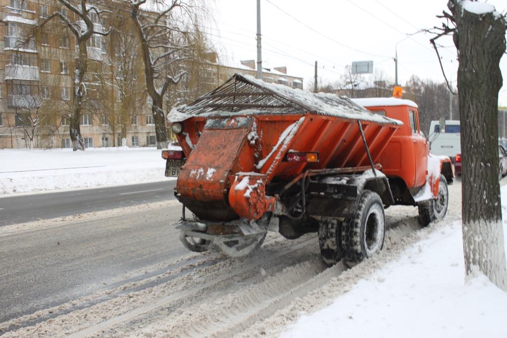 Комунальні служби Луцька готові до роботи в осінньо-зимовий період