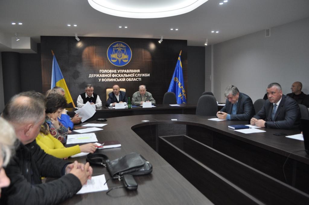 Волинська митниця презентувала можливі шляхи збільшення доходів держбюджету