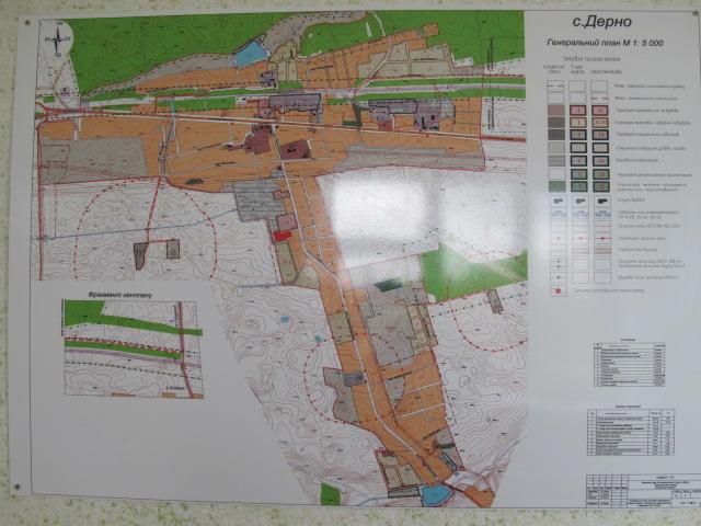 Дернівська сільська рада хоче приєднатися до Липинської ОТГ