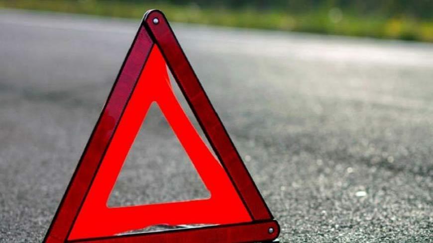 Внаслідок зіткнення двох автомобілів постраждав волинянин