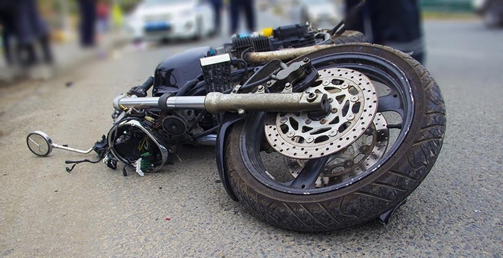 На Волині автомобіль зіткнувся із мотоциклом