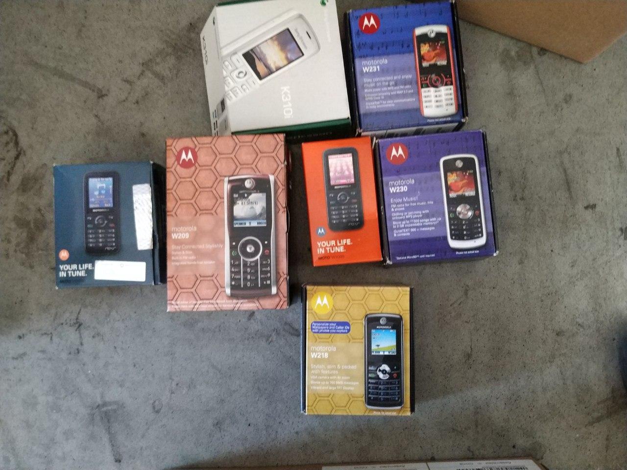 На Волині арештували двадцятимільйонну партію мобільних телефонів