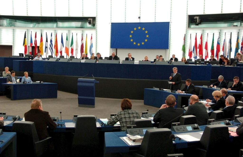 У Європарламенті готують резолюцію щодо дій Росії в Азовському морі