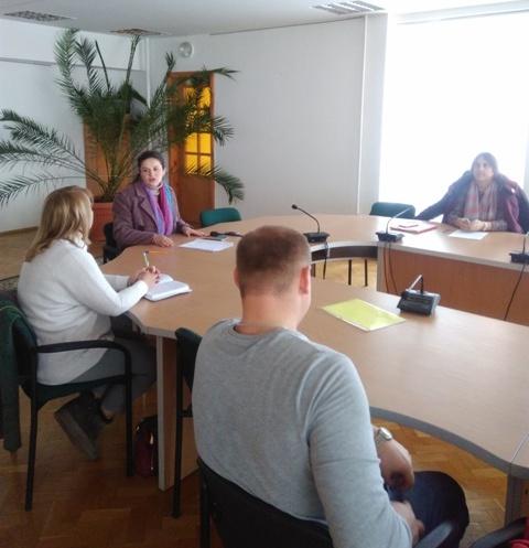 У Лесиному виші дискутували щодо медіаграмотності