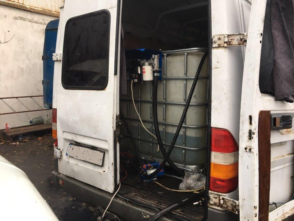 На Волині прикордонники викрили незаконну оборудку з реалізації дизпалива