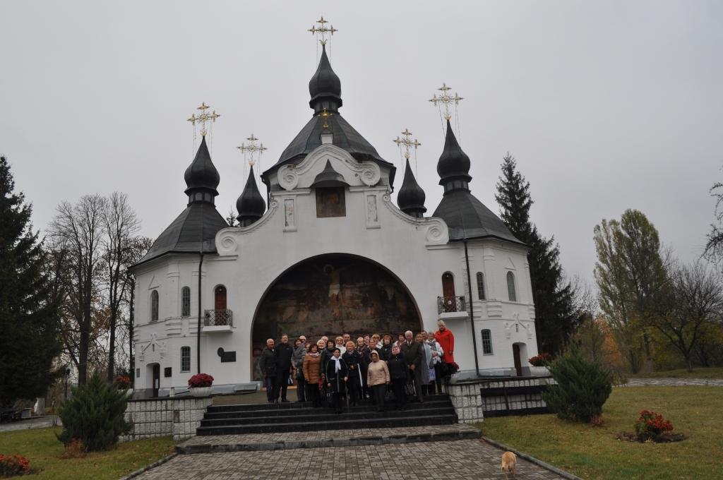 Ветерани податкової служби Волині відвідали місця козацького подвигу. ФОТО
