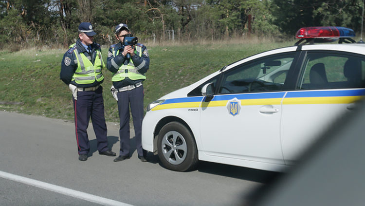 Відомо, де на Волині поліцейські працюватимуть з радарами
