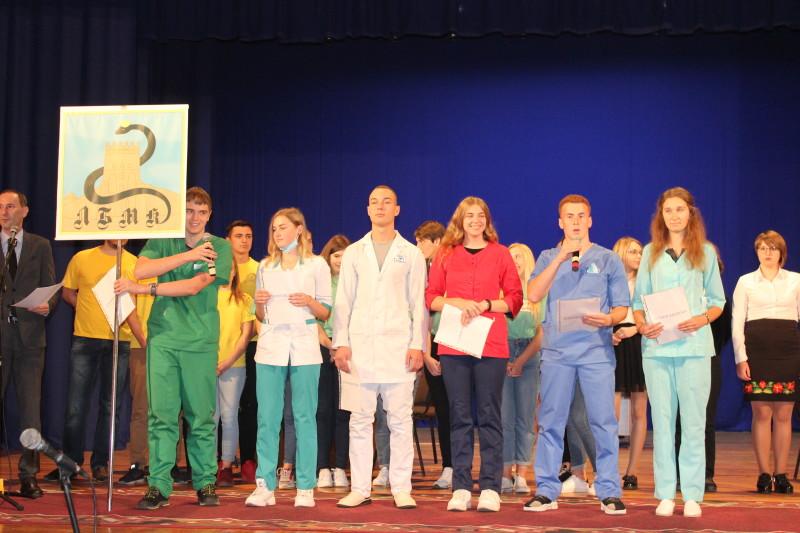 У Луцьку студенти змагались за Кубок міського голови. ФОТО