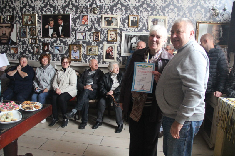У Луцьку відбувся обласний фестиваль серед людей поважного віку. ФОТО
