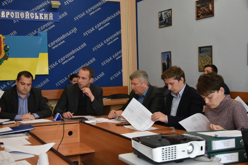 Затвердили проекти бюджету участі Луцька, що візьмуть участь у відкритому голосуванні