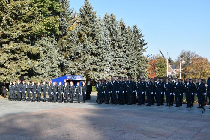 У Луцьку 75 ліцеїстів склали присягу на вірність українському народу. ФОТО