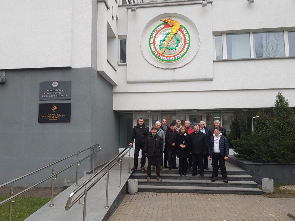 Волинянин став віце-президентом Міжнародної федерації спортивного туризму