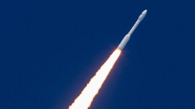 У Південній Америці успішно запустили ракету з українським двигуном