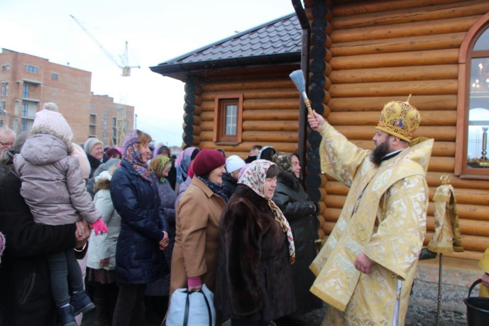 У Луцьку відзначили храмове свято. ФОТО. ВІДЕО