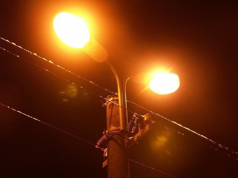 Лучани скаржаться на відсутність зовнішнього освітлення вулиць