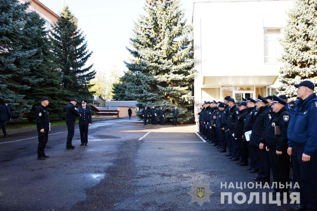 Поліція Волині поліпшить превентивну роботу. ФОТО