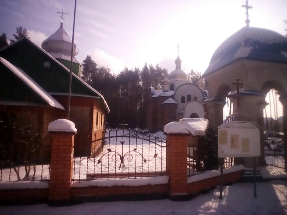 У Маневичах освятять храм