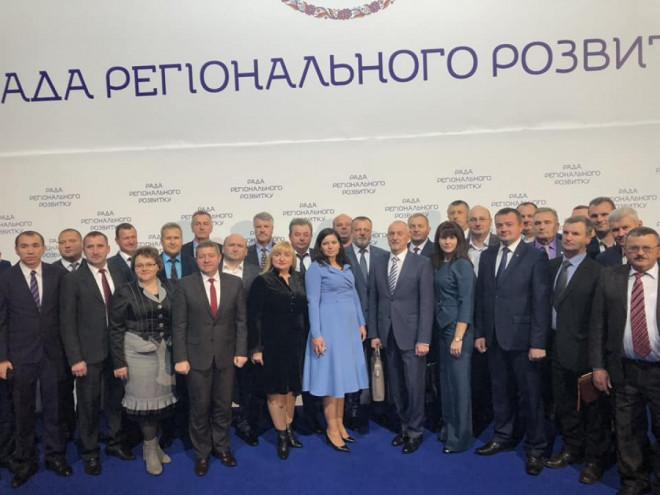 Волиняни беруть участь в нараді під головуванням Президента України