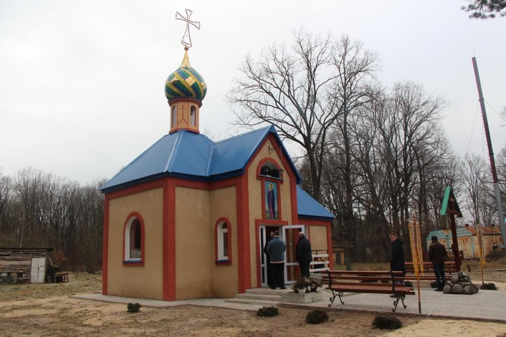 На Ковельщині освятили ще один Божий дім. ФОТО