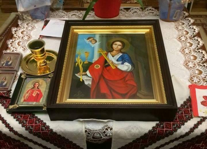 У Луцьку продовжили паломництво з іконою