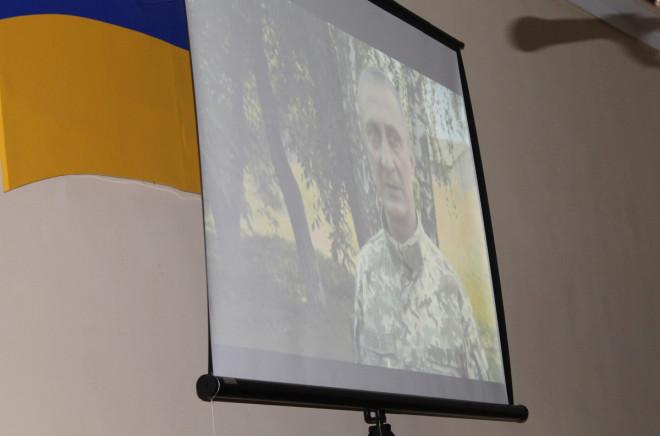 У Горохівському районі презентували фільм «Я вірю, що закінчиться війна»
